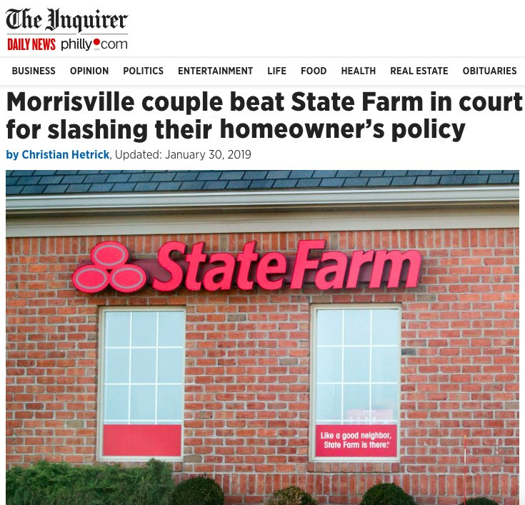 State Farm Lawsuit